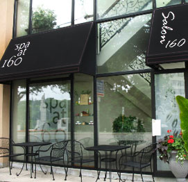 GUELPH'S ONLY FULL FACILITY DAY SPA AND SALON